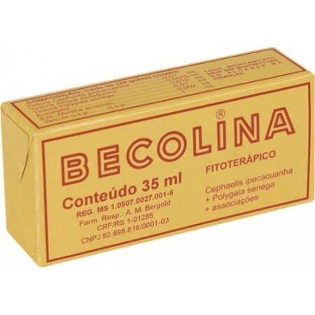 Becolina com 35ml