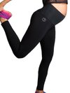 Legging Gestante Black Supplex