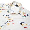 Happy Dude Shirt Creme