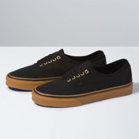 TÊNIS VANS UA AUTHENTIC BLACK/RUBBER