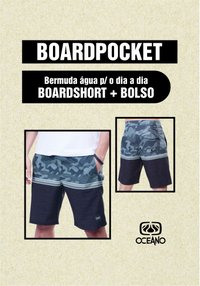 BOARDPOCKET OCEANO MANCHADO PERFORMANCE