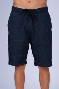 BERMUDA MOLECOTTON OCEANO CASUAL WALK BORDADA