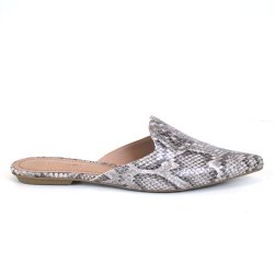Mule Emporionaka Cobra Flat Off White
