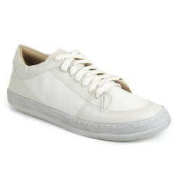 Tenis Emporionaka Lona Off White