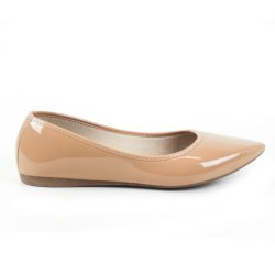 Sapatilha Tag Shoes Lisa Verniz Nude