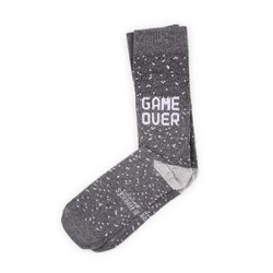 Meia - Game Over Gray
