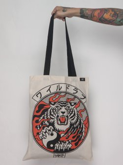 Tote Bag Wild Love