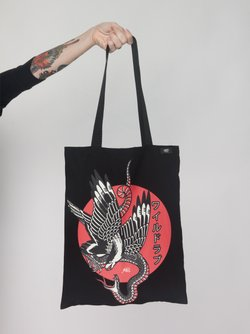 Tote Bag Wild Love #02