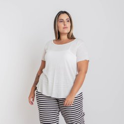BABYLOOK CLÁSSICA - OFFWHITE