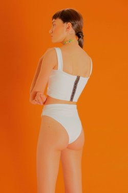 Hot Pants Britt Chic Off White
