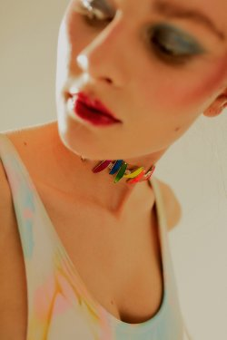 Choker Colorful