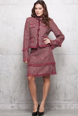 Casaco Chanel Tweed