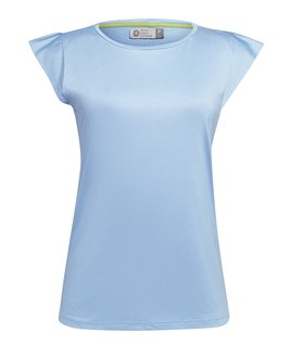REGATA MUSCLE TEE MODAL - LIGHT BLUE