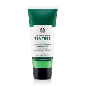 Esfoliante Facial Tea Tree