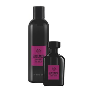 Kit Encantos Black Musk