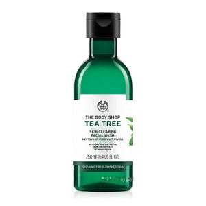 Gel De Limpeza Facial Tea Tree 250 Ml