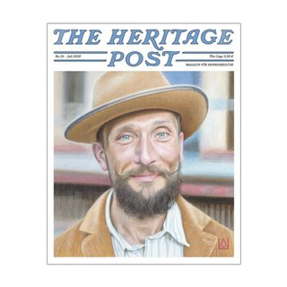 Revista - The Heritage Post n26 | The Heritage Post n26 - Magazine