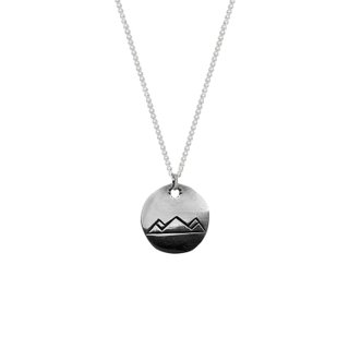 Pingente - Big Mountain 100% Prata | Big Montain Pendant 100% Silver