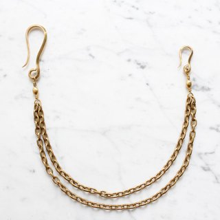 Corrente - Henlein / Brass | Wallet Chain – Henlein / Brass