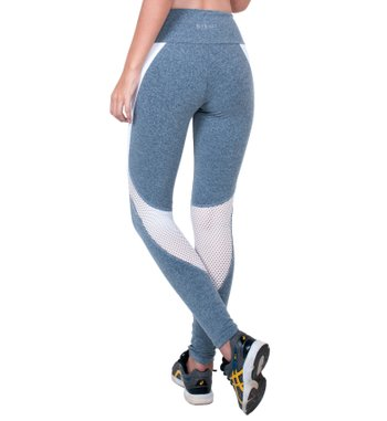Legging Squat Gray Supplex