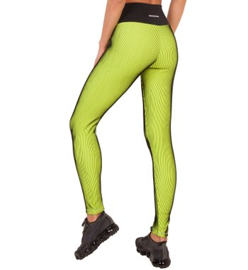 Legging Essencial 3D Lemon