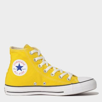 Tênis Converse All Star Chuck Taylor AS Core Hi Amarelo Vivo