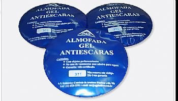 Kit Gel Anti Escaras - Ref: 1158 AG Plastico