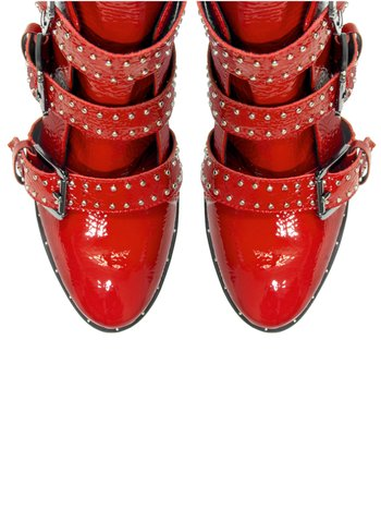 NIKI BOOT RED