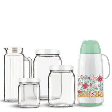 Kit Invicta Botanica 4
