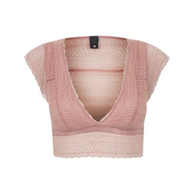 TOP ALEJANDRA BLUSH