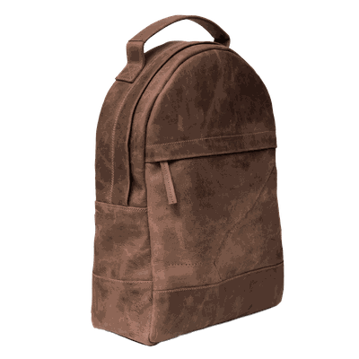 Riva Backpack Couro Gasto