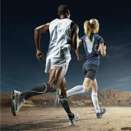 64560b3a4b Meia de compressão esportiva CEP Running feminina Medi - Ortoponto