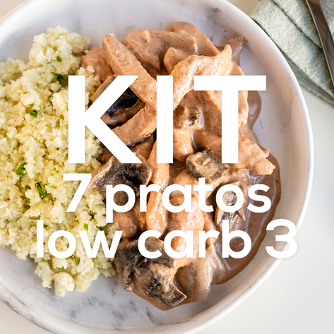 Kit 7 Pratos Low Carb 3