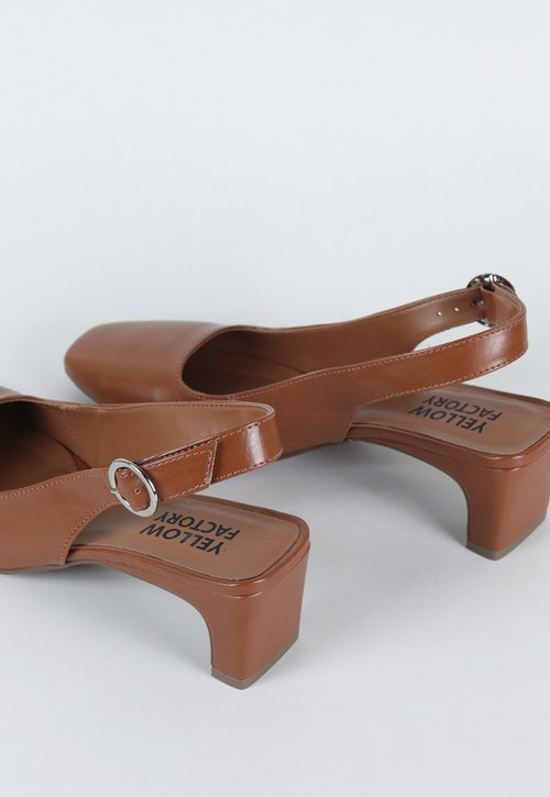Georgina shoes - Caramelo (vegan)