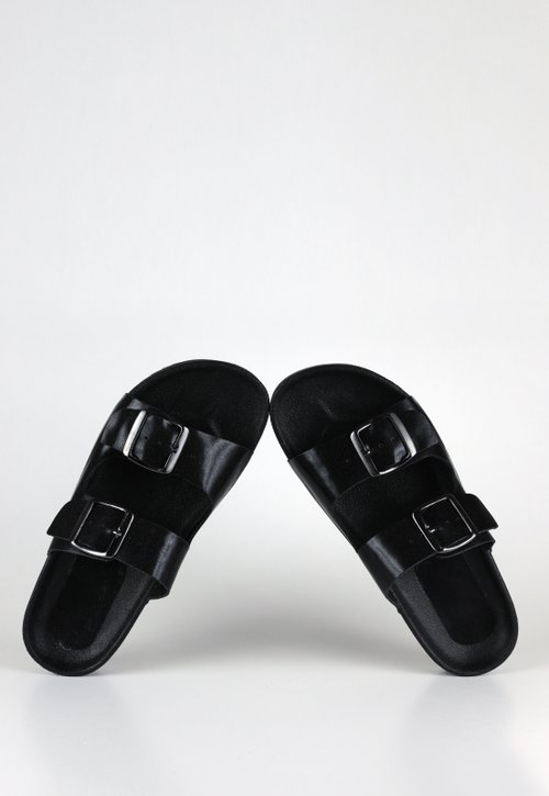 BIRKEN tradicional light - preto (vegan)