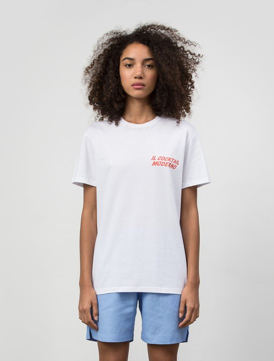 T-shirt Cocktail Branca