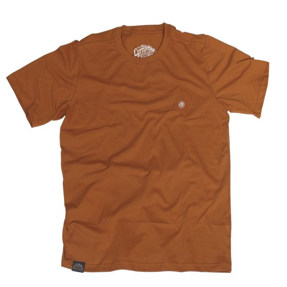 Camiseta SAFARI - Tijolo