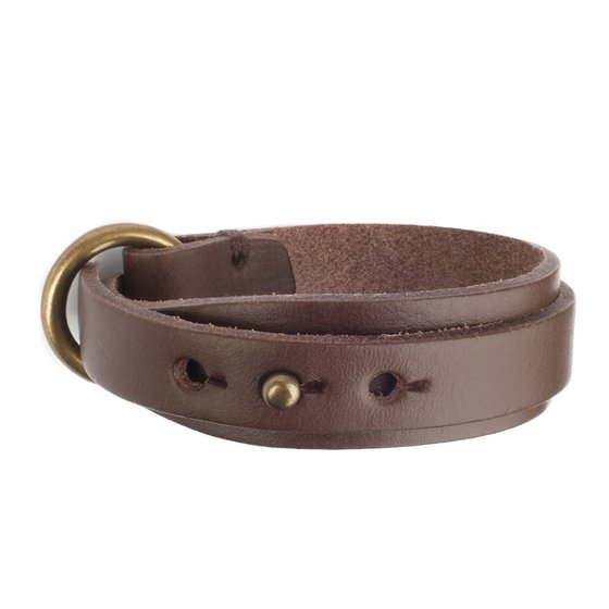 Bracelete OVER STRAP Cutterman - Coffee