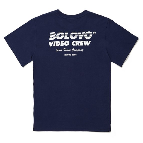 BLV Vídeo Crew T-Shirt