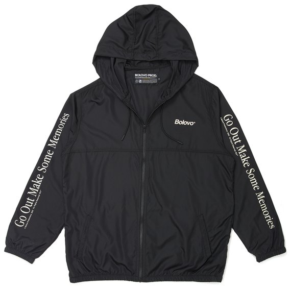 Memories Windbreaker