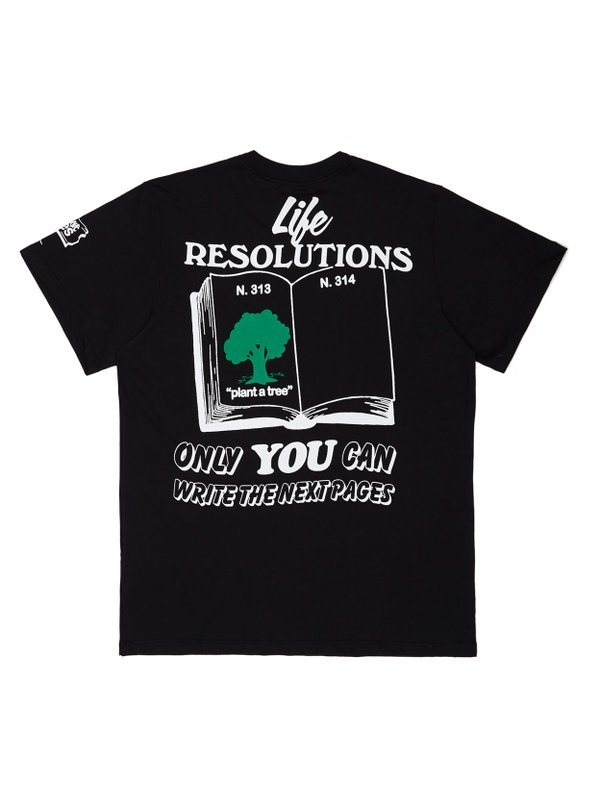 CAMISETA SINGAPURA LIFE RESOLUTIONS