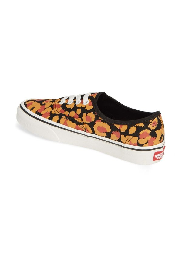 TÊNIS VANS AUTHENTIC UA AUTHENTIC (LEOPARD) BLACK/INCA GOLD