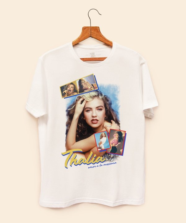 CAMISETA STAY UGLY THALIA