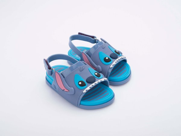 Mini Melissa Beach Slide Sandal + Stitch