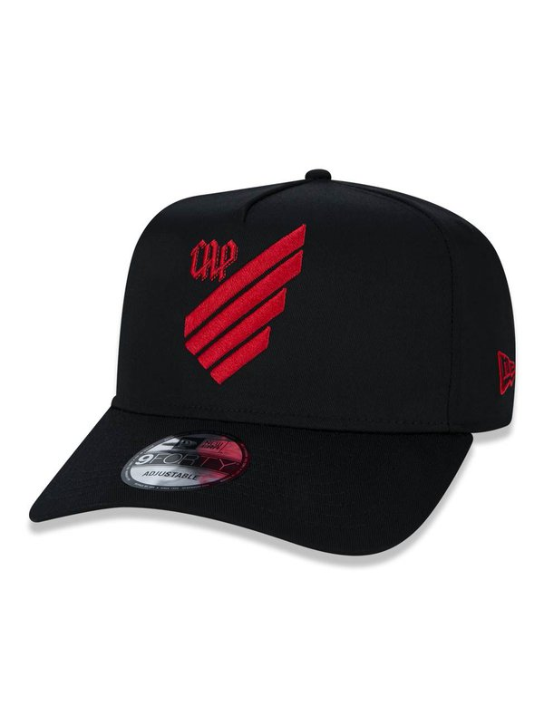 BONÉ NEW ERA ATHLETICO PARANAENSE STRIPED