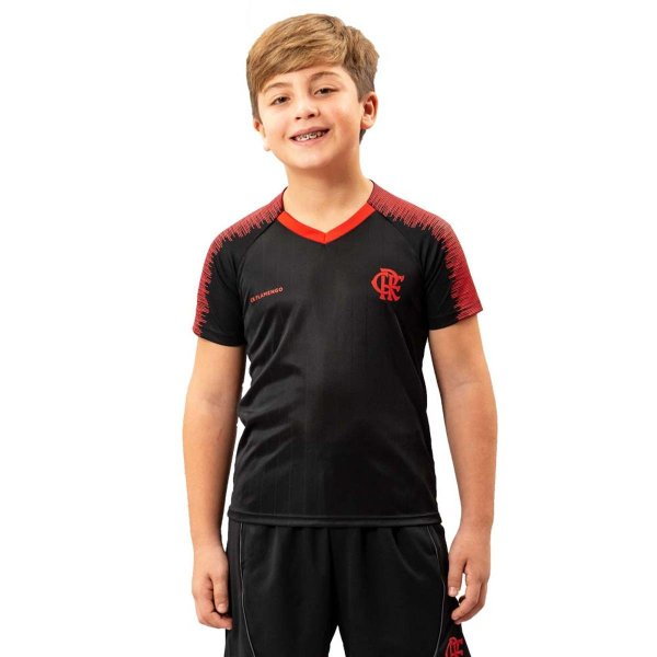 CAMISA FLAMENGO REALLY INFANTIL