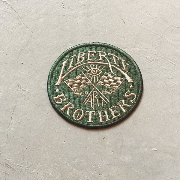 Patch - Liberty Art Brothers Green | Patch – Liberty Art Brothers / Green