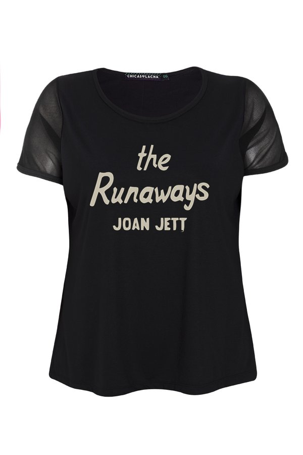 Foto do produto T-SHIRT RUNAWAYS