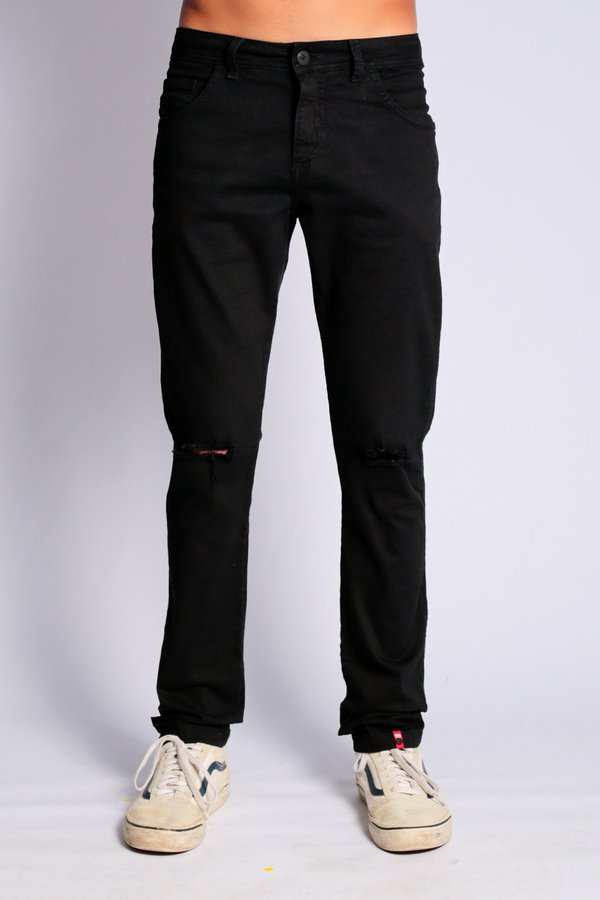 CALÇA OCEANO BIKER NEW SPENCER BLACK