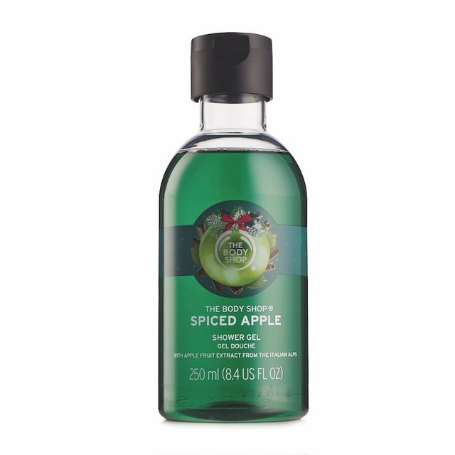 SHOWER GEL SPICED APPLE